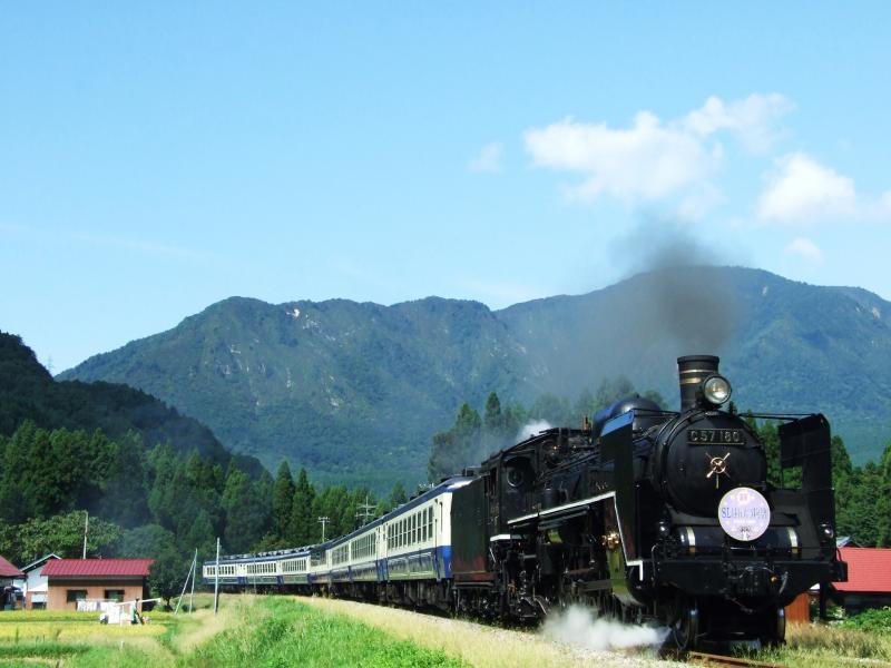 2012/9/22磐越西線(鹿瀬-日出谷)