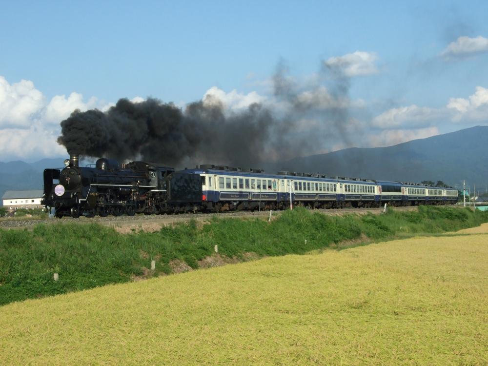 2012/09/22磐越西線(喜多方-山都)