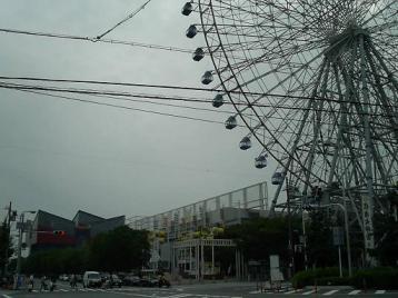 観覧車とMP+海遊館.JPG