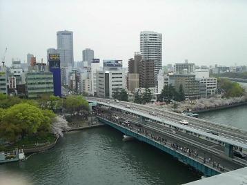 天満橋駅屋上から3.JPG
