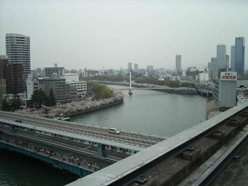 天満橋駅屋上から4.JPG