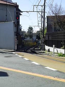 江ノ島路面への出入り口.JPG