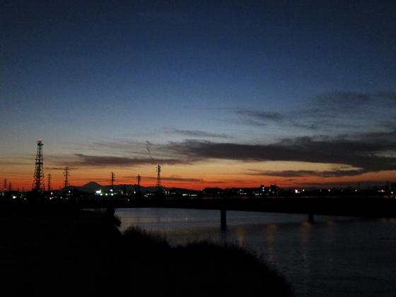 3月の夕焼け042