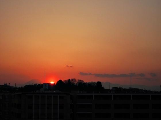 3月の夕焼け032