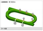 小倉芝1800mコース図