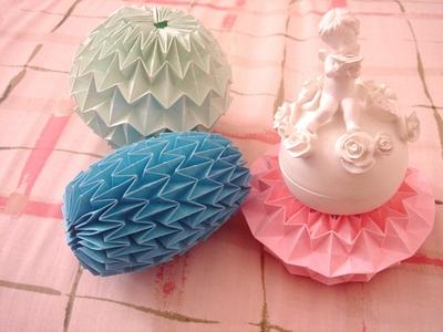 折り 折り紙 折り紙 マジックボール 折り方 : 777dream777.blog.fc2.com