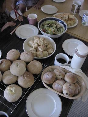 スペースハウス 食卓