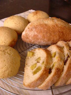 2012年9~10月のパン