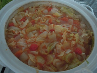 野菜スープ 002