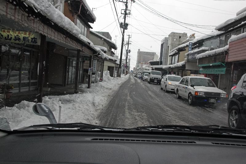 高田市街地