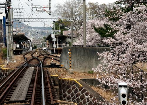 苦楽園駅2