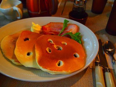 BBパンケーキ