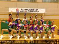 SUZUKI JAPAN CUP2013 愛知県代表選手