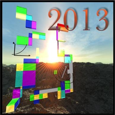 2013年 謹賀あCG