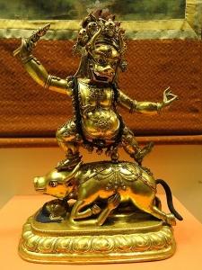 ヤマ天像 (チベット)