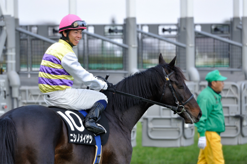 北村宏司騎手