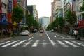 明大通り(駿河台下方向)