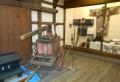 当時の火消し道具(蔵造り資料館)