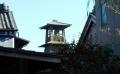 蔵造り資料館から見る時の鐘