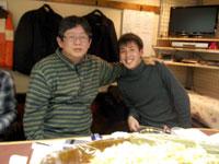 SリンとK田くん