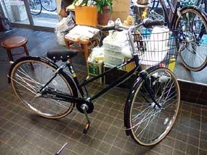 Newお兄ちゃん自転車