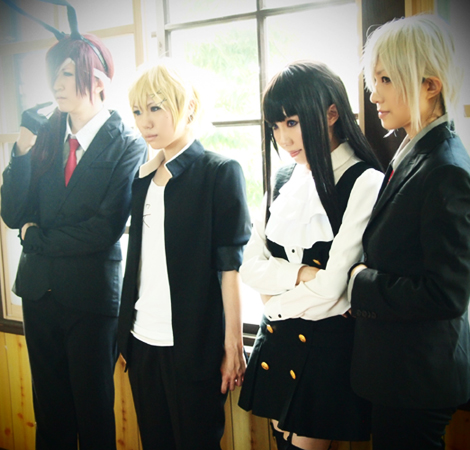 妖狐×僕SS(20120826)