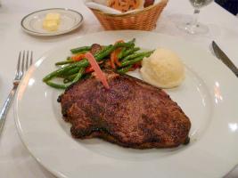 ニューヨークサーロインステーキ
