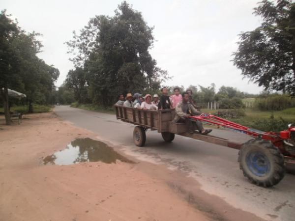 トラクター車