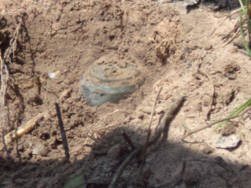 ベトナム製地雷