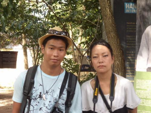 徳島のカップル