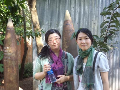 奈良の舞さんと春菜さん