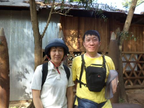京都の内藤さん夫妻