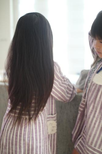 髪カット1