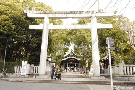 ①神社ヒキmini