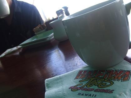 ハワイ レストラン 『ハレイワジョーズ』