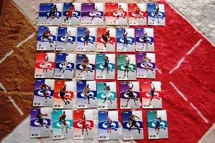 NBAカード35枚セット