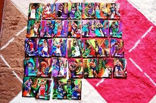 NBAカード32枚セット