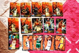 NBAカード15枚セット