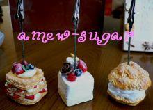 猫にSweets-amew-sugar