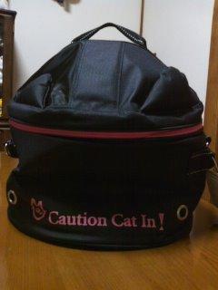猫にSweets-猫くるりんバッグ
