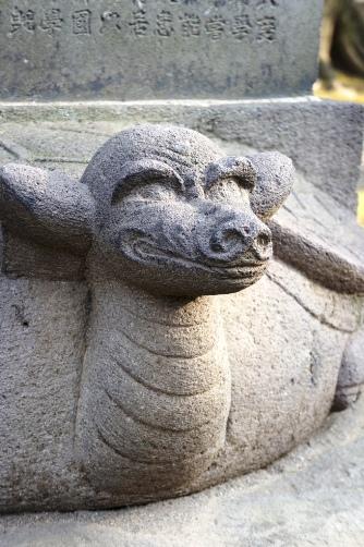 201303上野・寛永寺かめ
