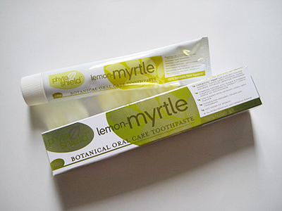 Lemon Myrtle Tooth Paste