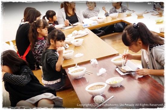 文化祭食事
