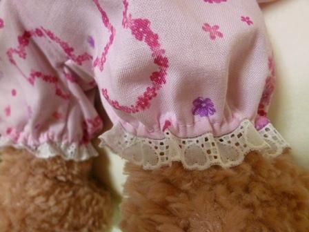 ダッフィー シェリーメイ 手作りコスチューム パジャマ