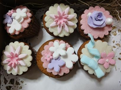 JINJURのカップケーキ
