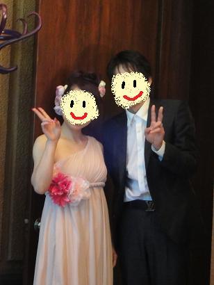 工務店お嬢さんの結婚式2次会♪