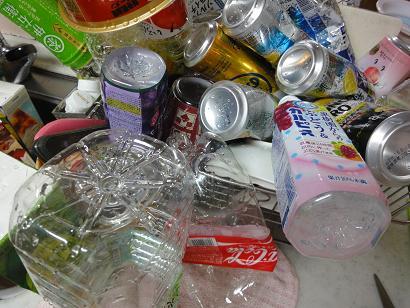 リサイクルゴミ