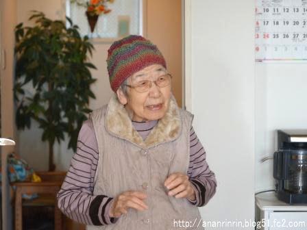 祖母帽子2