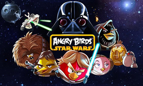 Angry Birds Star Wars 攻略