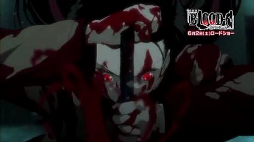 sm17958919 - 【アニメ】BLOOD-C The Last Dark 冒頭8分